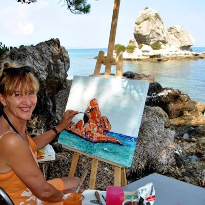 outdoor-painting-at-the-picturesque-poros-seashore(3)