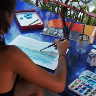 water-colors-lesson-at-the-metaxart-studio